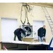 Демонтаж кондиционеров фото