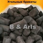 Угольные брикеты фото