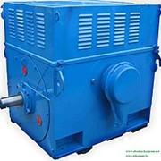 Электродвигатели высоковольтные серии ДАЗО4 фото