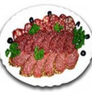 Копченая колбаса фото