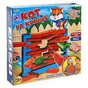 Настольная игра Играем вместе Кот на крыше B768195-R фото