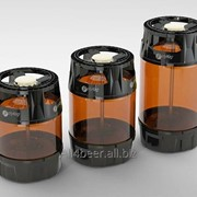 DIN (ДИН) стандарт полиуретан, кеги 50л 532/408 мм фото