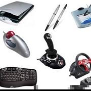 Мыши. Клавиатуры. Джойстики. Планшеты. Полный спектр периферии ввода фото