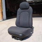 Перетяжка сидений, реставрация чехлов и конструкций сидений фото