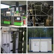 Газозаправочная компрессорная станция АГНКС, Германия фото