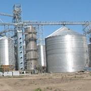 Реконструкция объектов зерноперерабатывающей отрасли Украина фото