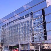 Металлоконструкция для торговых центров фото