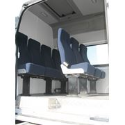 Микроавтобусы грузовые, грузопассажирские фото