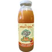 Натуральний Органічний Сік Яблуко+Гарбуз 0,3л ТМ фото