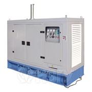 Стационарный дизельный электроагрегат на открытой раме ЭДД-100-3-К фото