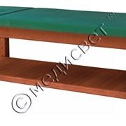 Стол массажный деревянный ДМ фото