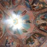 Розпис храмів, церков фото