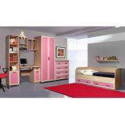 Модульный набор мебели для подростков Александрия-1 фото