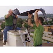 Монтаж и замена промышленных дымовых труб и дымоходов фото