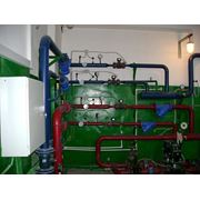 Монтаж регуляторов расхода тепловой энергии теплосчётчиков фото