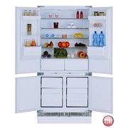 Встраиваемый Side by Side от Kuppersbusch интегрируемый холодильно-морозильный шкаф Kuppersbusch IKE458-5-4T фото