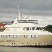 Яхты моторные, яхта Bandido 90 фото