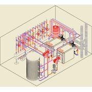 Проектирование объектов газораспределительной системы и газопотребления фото