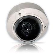Купольная цветная видеокамера QVD612_21 / QVD612T_21 фото