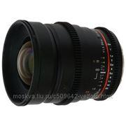 Samyang Samyang 24mm T1.5 ED AS UMC VDSLR Canon EF фото