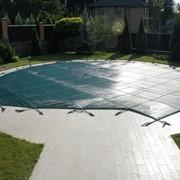 Защитное накрытие SHIELD для консервации бассейна любого типа фото