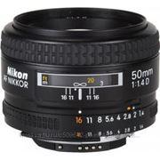 Nikon Nikon 50mm f/1.4D AF Nikkor фото