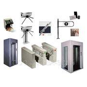 Установка Систем контроля и управления доступом фото