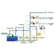 строительно-монтажные и наладочные работы систем пожарной автоматики фото