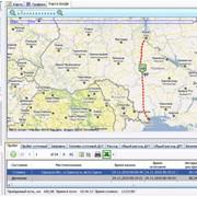 GPS-мониторинг автотранспорта фото