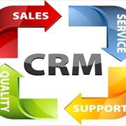 Разработка CRM системы фото