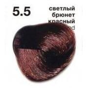 5.5 Светлый брюнет красный 60мл фото