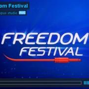 Изготовление промо-видео для фестиваля электронной музыки Freedom Fest фото