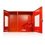 Шкафы металлические пожарные различных модификаций фото