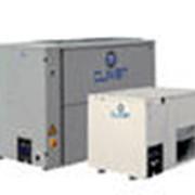 Компрессорно-конденсаторные блоки с воздушным охлаждением конденсатора MCA (MCN) 21-121 (Qх=6.45÷37.8 кВт). Аппараты воздушного охлаждения фото