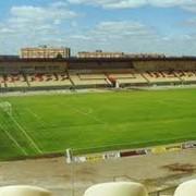 Строительство стадионов футбольных площадок полей фото