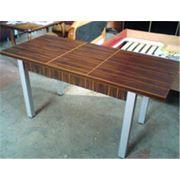 Раздвижной стол фото