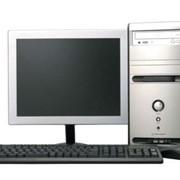 Компьютеры настольные фото