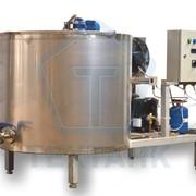 Охладитель молока открытого типа фото