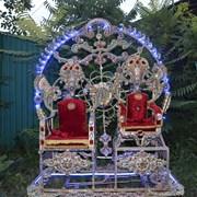 Двойной трон фото