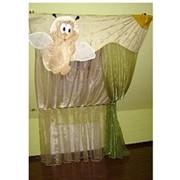 Дизайн текстильный для дома.Детская комната - индивидуальный дизайн помещения. фото