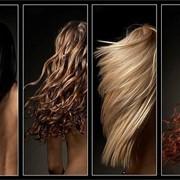Реконструкция волос, ламинирование фото