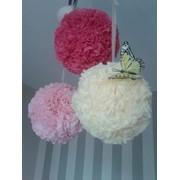 Свадебные шары фото