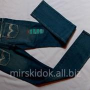 Джинсы Levi's® Skinny подростковая серия W24, джинсы levis для подростков фото