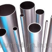 Труба алюминиевая круглая АД31Т5 80х4,0 / б.п. фото