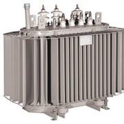 Трансформаторы силовые масляные типа ТМГ фото