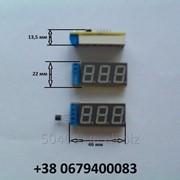 Термометр TD, UDS-12.M TD, от -55°С до +125°С, выносной датчик, точность 0,1°С, градусник, thermometer фото