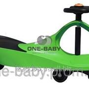 Каталка Kidigo Smart car green зеленый фото