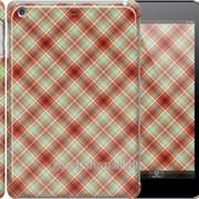 Чехол на iPad mini Клетка v1 887c-27 фото
