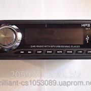 Автомагнитола Pioneer 2000U USB/SD/FM радиатор фото