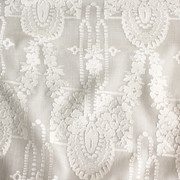 Тюль MYB Textiles, Candle rose 4730-ivory фото